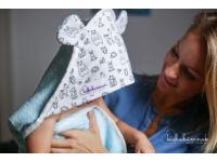 Baby Bálna Babatörölköző
