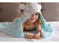 Menta Nyuszi-Hopp Kisgyermek Törölköző