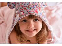 Titkos Kert KisgyermekTörölköző