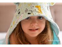 Menta Cuki Safari KisgyermekTörölköző