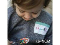 HamiKabi Premium Strawberry-Grey
