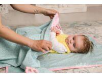 Nyuszi-Hopp Tavaszi KisgyermekPléd