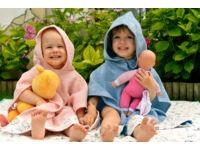 Baby Bálna Kapucnis StrandTörölköző