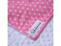 Rózsaszín csillagok között BabaPléd