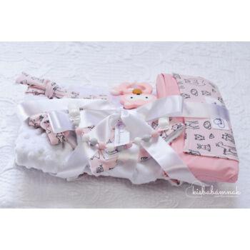 Midi Púder-fehér Kerekerdő Meséi csomag (4 db termék)