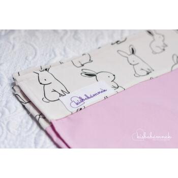 Rózsaszín Nyuszi-Hopp Nyári Lepel
