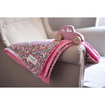 Pink Picinke-Cinke KisgyermekPléd