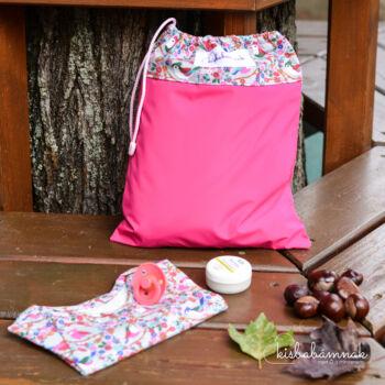 Pink Picinke-Cinke Rendszerető zsák