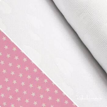 Rózsaszín Csillagok között Nyári BabaTörölköző