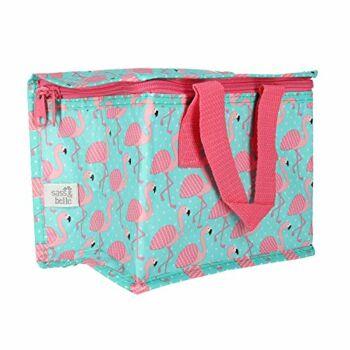 Mini Hűtő táska Flamingo