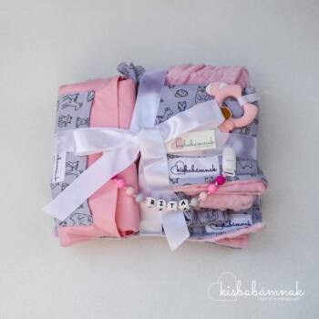 Maxi BabaPakk Lányos  (9 db praktikus termék)