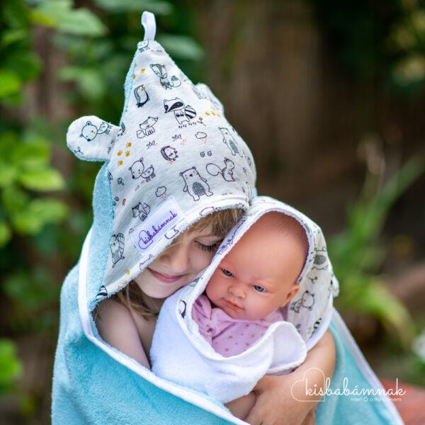 Menta Erdei Mesék KisgyermekTörölköző