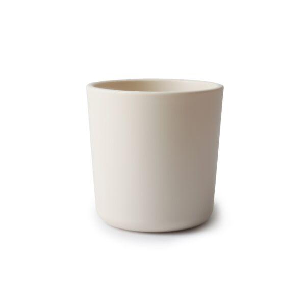 Krémfehér pohár