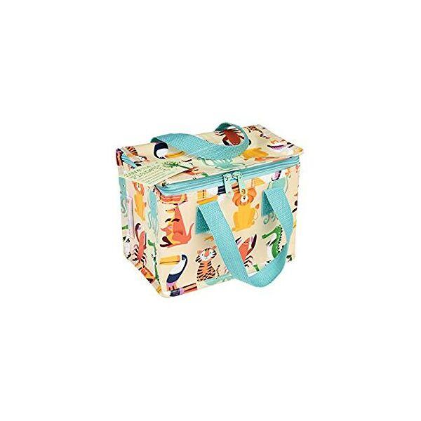 Mini Hűtő táska Egzotikus Állatok - Mentsük meg a Földet!